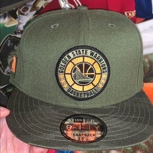 Warriors hat